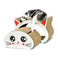 Когтеточка, Дряпки - лежанка з картону для кішок Avko ACS013