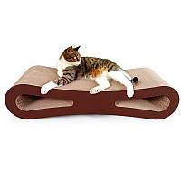 Когтеточка, Дряпки - лежанка з картону для кішок Avko ACS015M