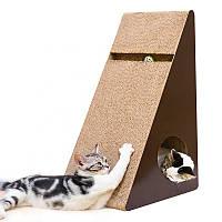 Когтеточка, Дряпки - лежанка з картону для кішок Avko ACS016L