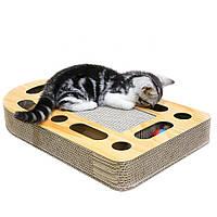 Когтеточка, Дряпки - лежанка з картону для кішок Avko ACS017