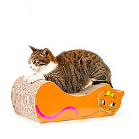 Когтеточка, Дряпки - лежанка з картону для кішок Avko ACS020