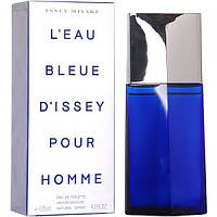 Туалетная вода Issey Miyake LEau Bleue DIssey 75ml (лицензия)
