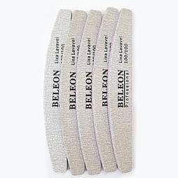 Пилка для нігтів BELEON 100/100