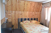 Деревянный коттедж с уютными комнатами, Студио (81745)