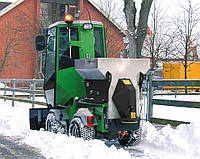 Солепескоразбрасыватель Nilfisk Egholm Park Ranger 2150 Salt and Sand Spreader