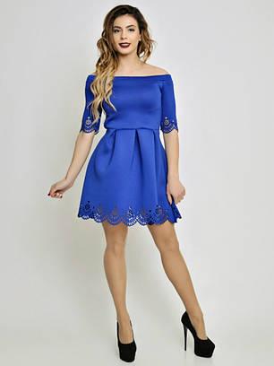 Женское платье №121-3139