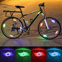 Фонарь велосипедный на спицы YC-018/YY-601