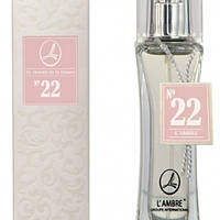 № 22 «Mademoiselle Coco» от Chanel