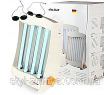 Домашній міні солярій для обличчя та зони декольте. Німеччина