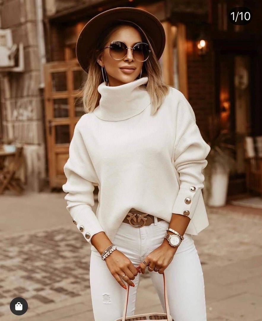 Жіночий светр ангора