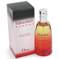 Туалетная вода Christian Dior Fahrenheit Summer 100ml (лицензия)