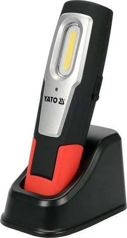 Ліхтар для майстерень 600 лм YATO YT-08558, фото 2