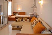 Светлая и просторная квартира на Морской, Студио (72897)