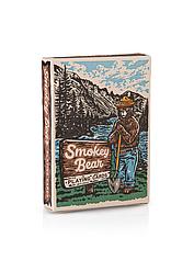 Карты игральные   Smokey Bear Playing Cards