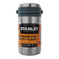 Термокружка з кліпсою Stanley Mountain 0.35 л сталева (01939-002), фото 1