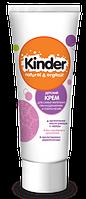 """Детский крем Kinder для самых маленьких """"При раздражениях и покраснениях"""" 75 мл"""
