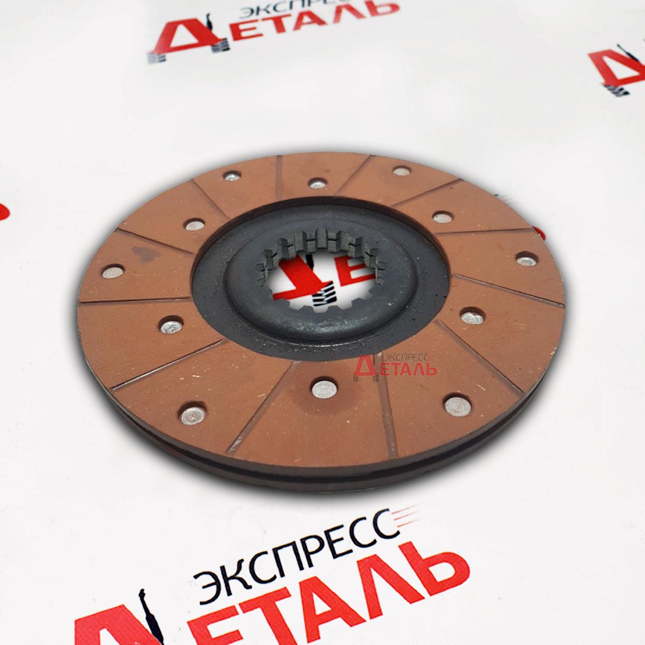 Диск тормозной ЮМЗ 45-3502040 СБ (клепаный)