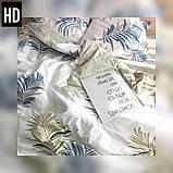 Постельное белье супер качества HD. Евро, фото 7