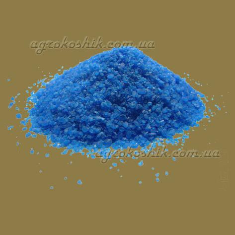 Медный купорос (сульфат меди) 25кг, фото 2