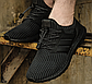 Шнурки еластичні з фіксаторами. Кольорові шнурки для кросівок. Гумові шнурки. Колір зелений неон, фото 2