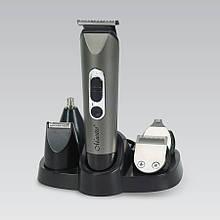 Машинка для стрижки волос с набором аксессуаров Maestro MR-662