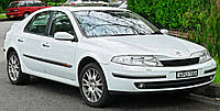 Лобовое стекло на Renault Laguna (Хетчбек, Комби) (2007-)