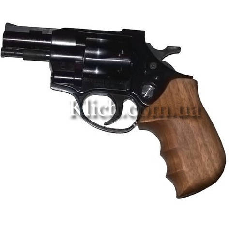 Револьвер под патрон  Флобера Arminius HW4 2.5'' деревянная рукоятка, фото 2