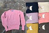 Кофти вязані для дівчаток 11-15 років, фото 2