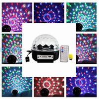 Динамический LED прибор  BMMagicBall+MP3