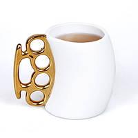 Чашка кастет UFT Gold FistyCup