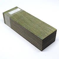 Збройовий ламінат GGR BRW BSW коричнево-сіро-зелений 120х40х30мм