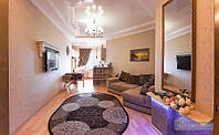 В новом доме в центре города, 3х-комнатная (94898)