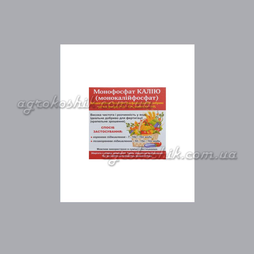 Монофосфат калия (монокалийфосфат) 300г