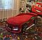 Ліжко-машина Мебелькон БМВ. Бесплатна доставка, фото 5