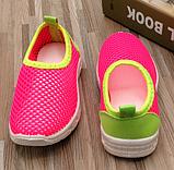 Кросівки дитячі сіточка червоні, фото 2