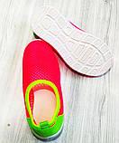 Кросівки дитячі сіточка червоні, фото 4