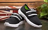 Кросівки дитячі BK чорні, фото 2