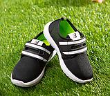 Кросівки дитячі BK чорні, фото 3