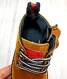Ботинки детские весна-осень Replica коричневые, фото 5