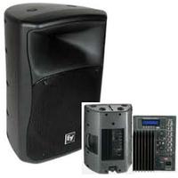 Активная акустическая система  EV10A+MP3