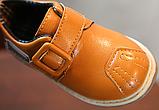Туфлі дитячі PU-шкіра Frogprince помаранчеві, фото 4