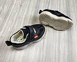 Кросівки чорні Supreem, фото 5