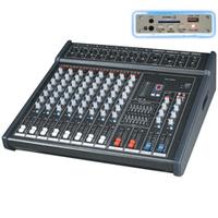 Активный микшерный пульт  BIG MS60-MP3 - 2*350W (4Ω)