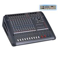 Активный микшерный пульт BIG DSP800MP3-USB  - 2*550W (4Ω)