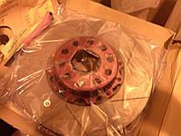 Усиленный вентилируемый тормозной диск 5000  Audi S6 4.2 99+