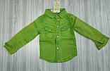 Сорочка зелена 2994, фото 2