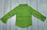 Сорочка зелена 2994, фото 3
