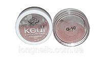 Цветной акрил Kodi Professional для лепки G-10 , 4.5 гр