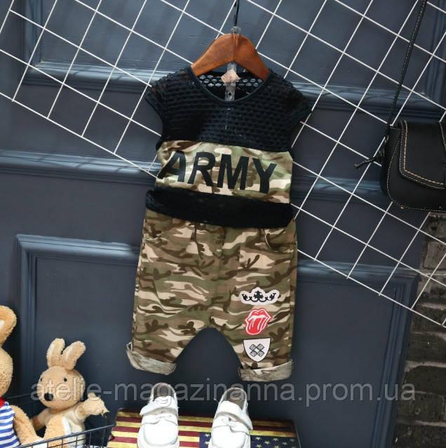 Костюм летний Army 3149