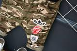 Костюм летний Army 3149, фото 4